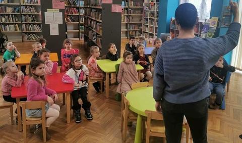 Boże Narodzenie 2013 - lekcje biblioteczne